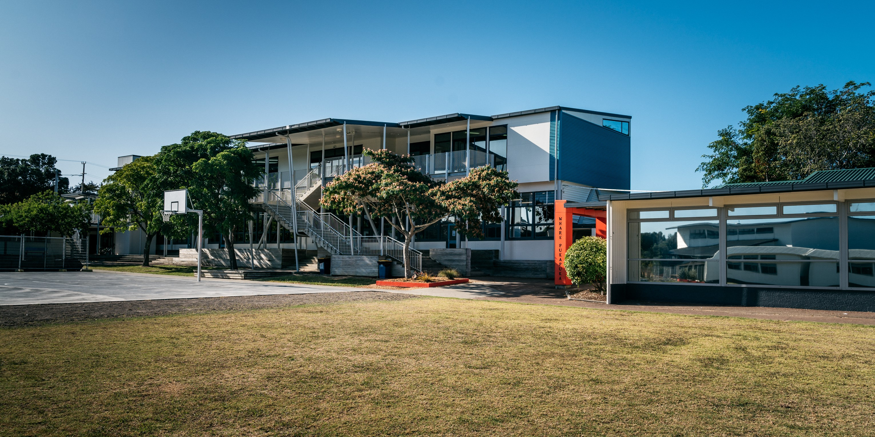 At Waiheke High School every student, every year, will strive to meet success.